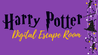 Harry Potter Digital Escape Room