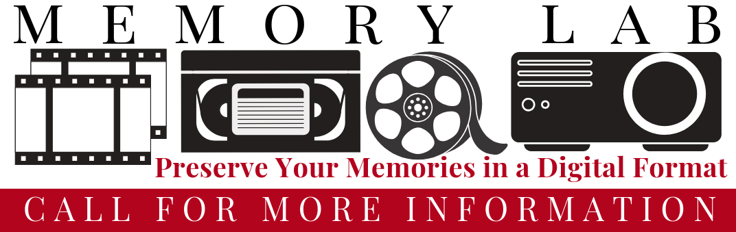 Memory Lab Digitize Your Memories